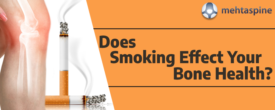 Effects of Smoking on Bone Health