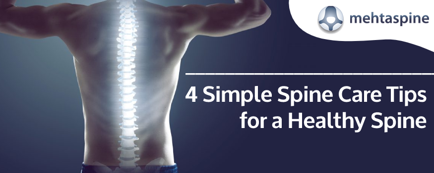tips for a healthy spine