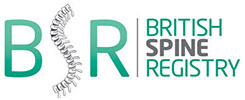 british spine registry logo